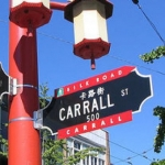 Corner of Pender & Carrall