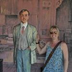 Mural on Columbia & Pender