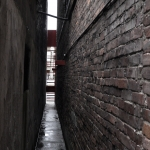 Hidden alleyways